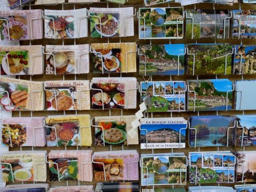 13-dordogne_valley-france_postal_cards