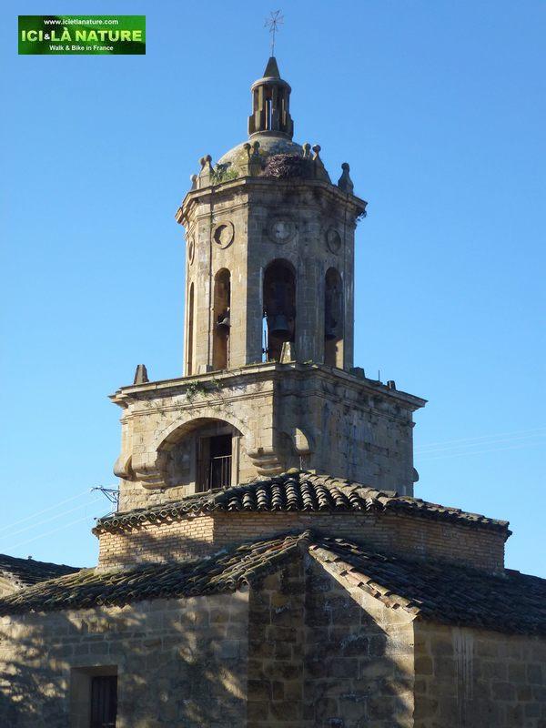 01-Following-the-camino-puente-la-reina-church