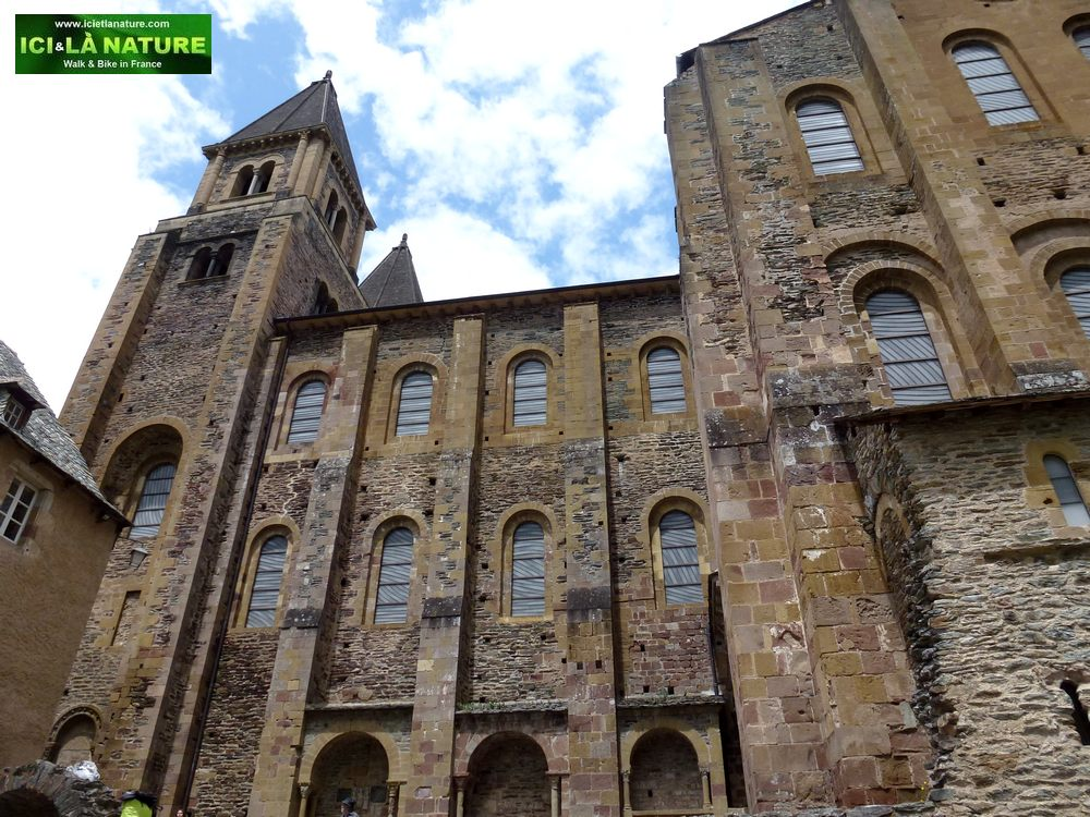The way of St-James in France � The Le Puy Route : Conques � 35 ...