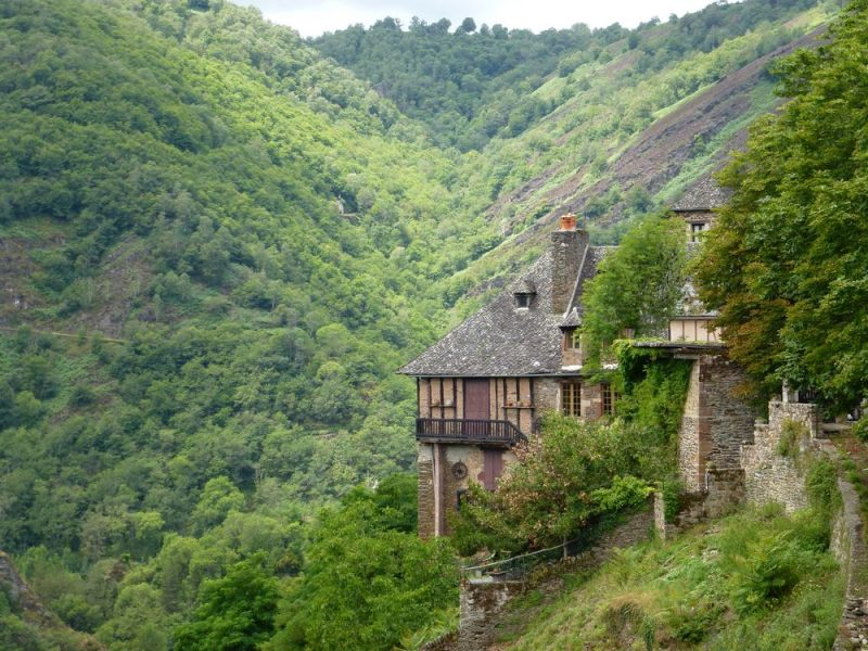 conques-france-medieval-city