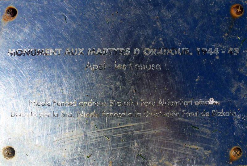 10-gernika-guernica-monument-oradour-1944