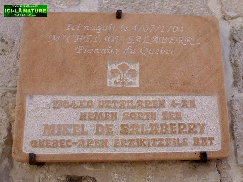 10-pionnier quebec michel de salaberry