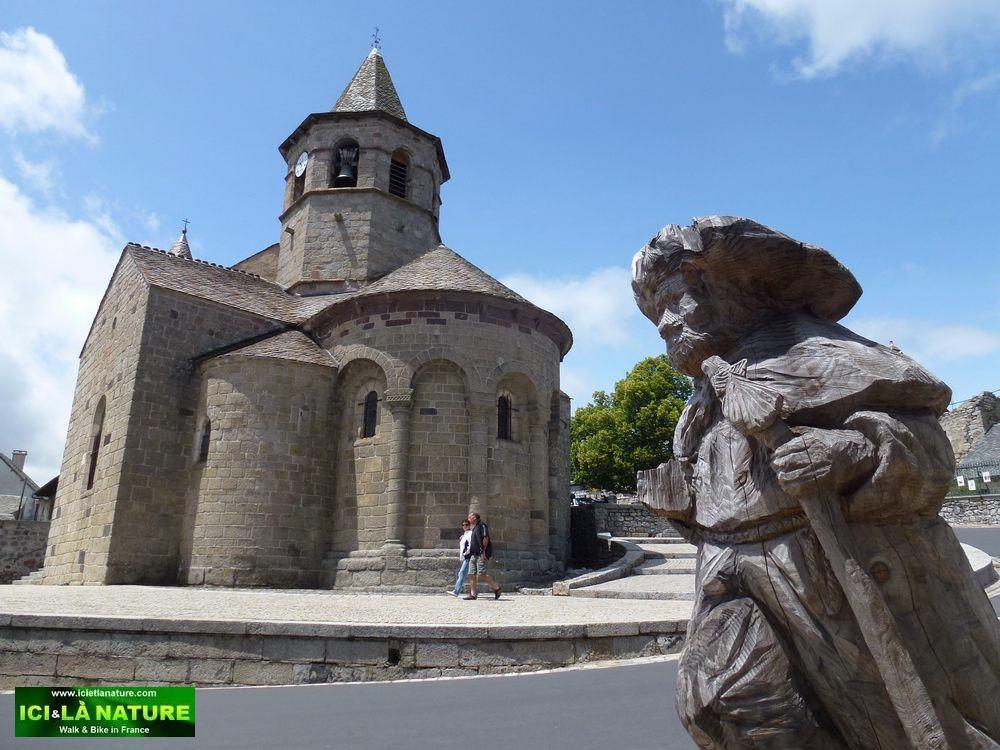 Routes Of Santiago De Compostela In France Le Puy