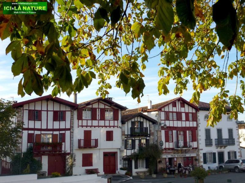 12-ainhoa basque village france