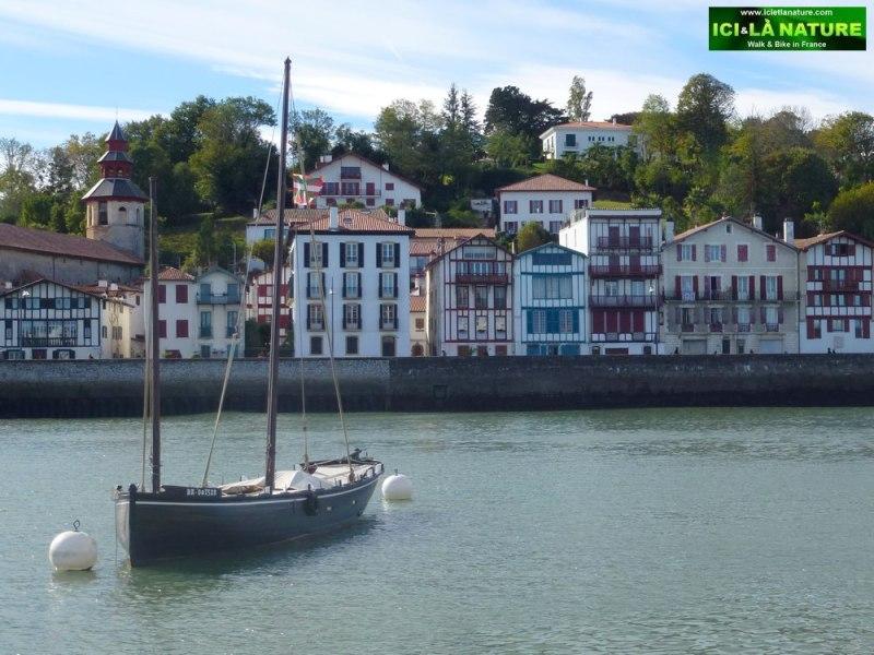 16-cote basque ciboure ici et la nature