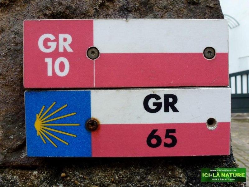 23-indication Route of Santiago de Compostela