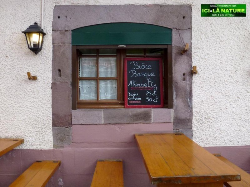 46-camino drink basque beer ici et la nature