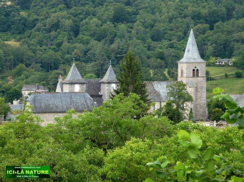 51-walking tour france ici et la nature espeyrac