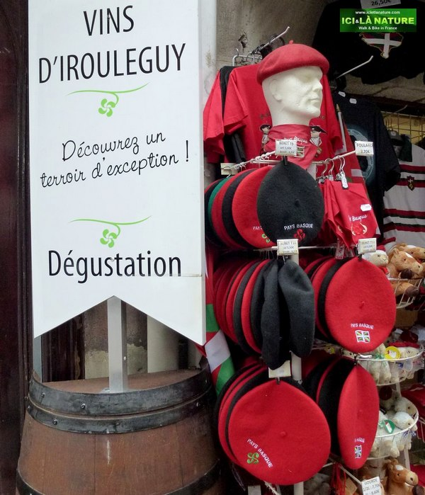 57-ici et la nature-basque wine irouleguy