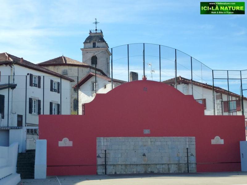 61-fronton urrugne pays basque