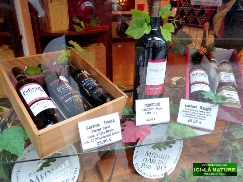 62-basque wine ici et la nature