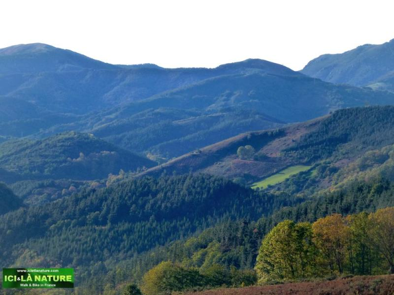 64-pyrenees mountains landscape