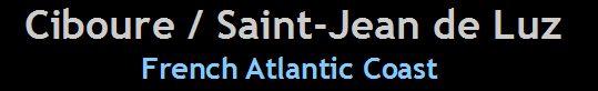 ciboure french atlantic coast