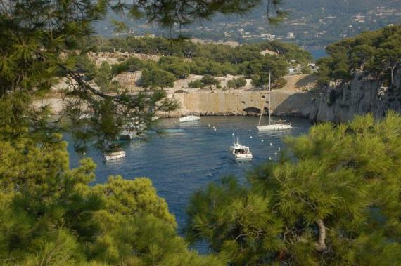 22-walking tour in calanques cassis france