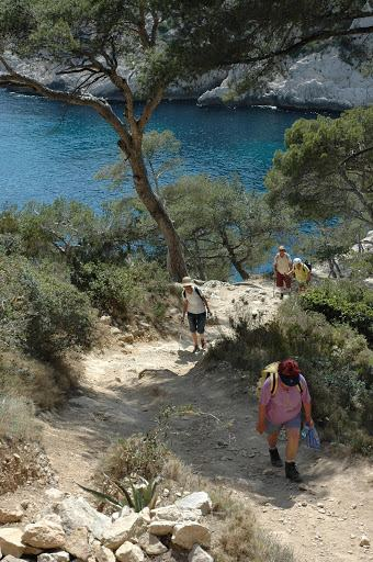23-walkers calanques