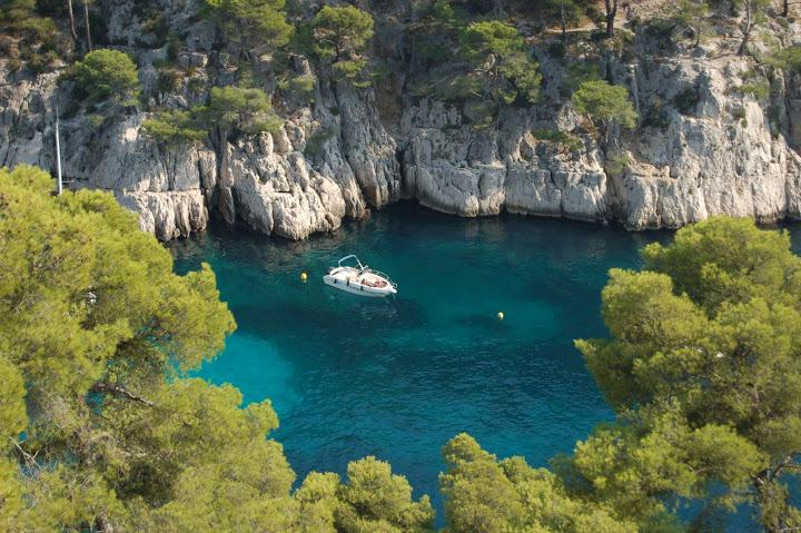25-trekking in provence calanques