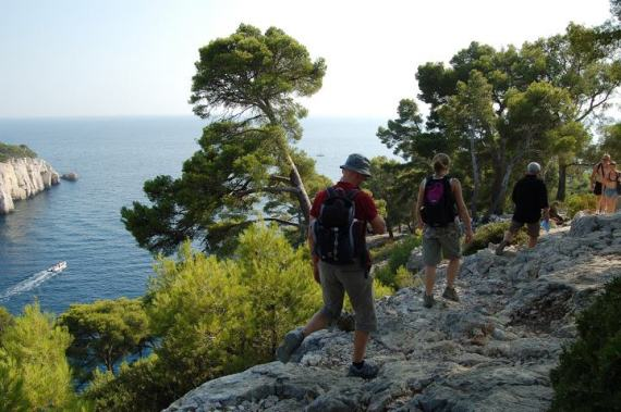 26-trekking france provence calanques marseille