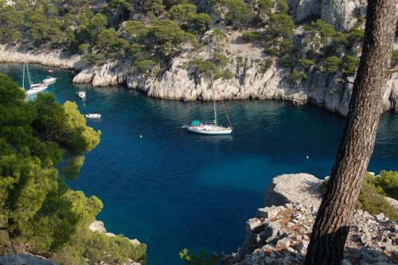 27-trail in provence-calanques