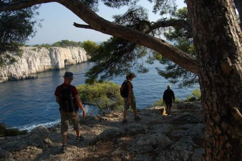 29-hiking holidays calanques provence