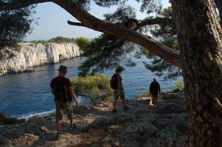 29-hiking holidays calanques provence