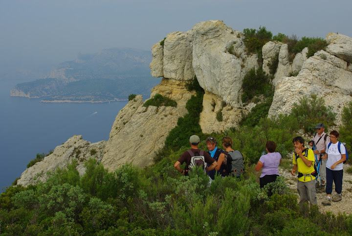 43-walkers calanques marseille