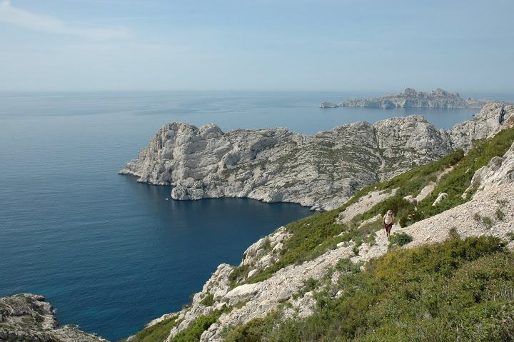 44-walking coast mediterranean