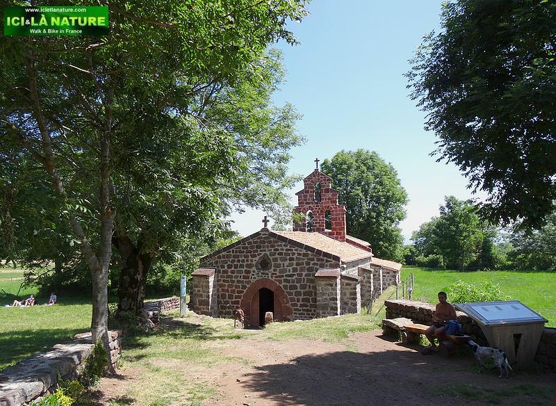 the route of santiago de compostela le puy