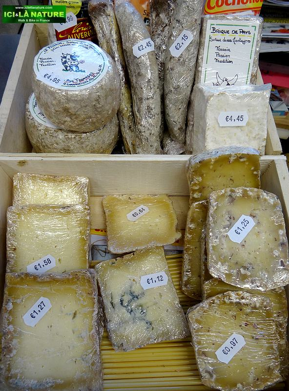 52-french mountains cheeses