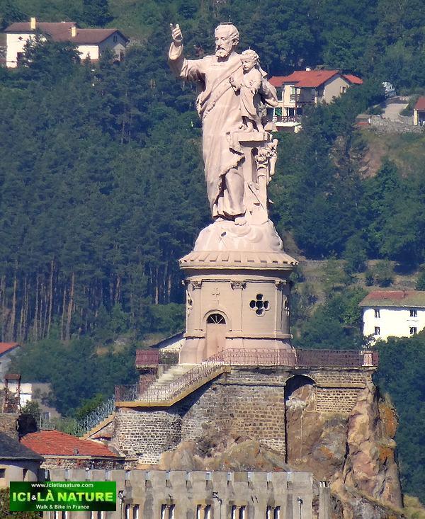 63-rocher saint joseph espagny le puy