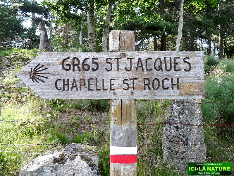 GR 65 chapelle saint roch