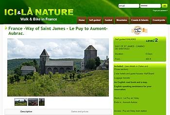 France-way of st-james le puy en Velay to Aumont-aubrac