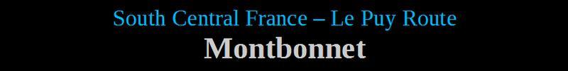 montbonnet
