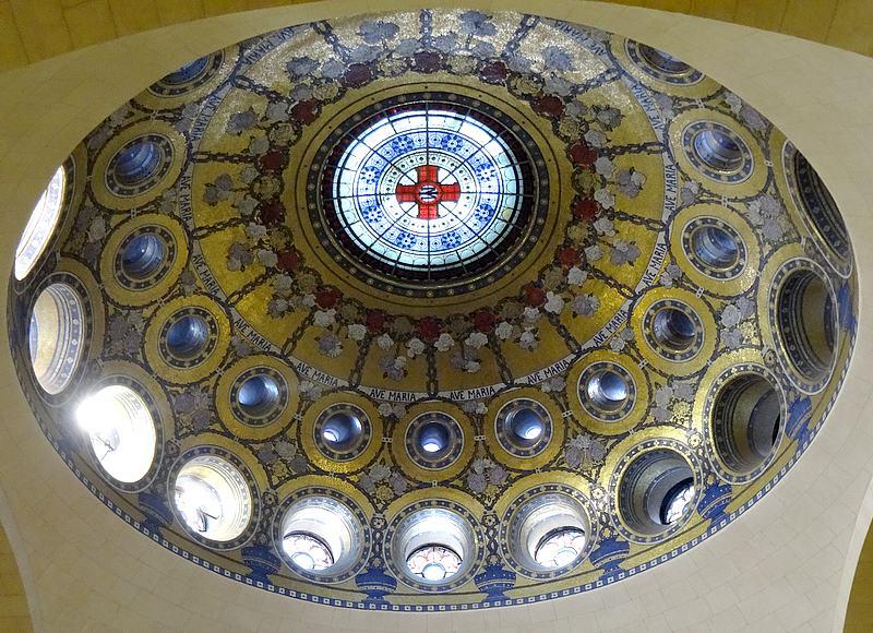 15-basilica lourdes