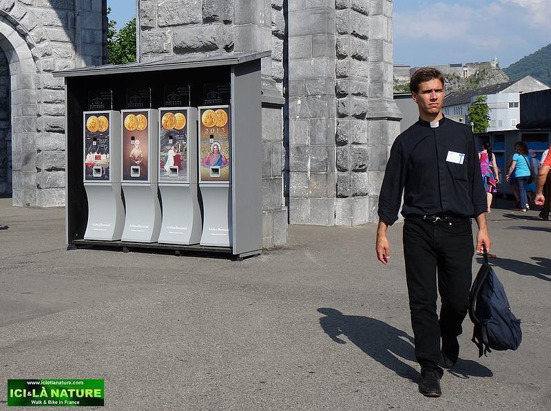 33-pilgrimage lourdes clergyman