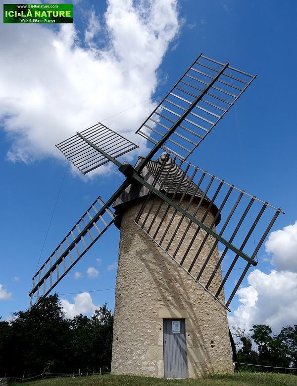 38-biking tour south france windmill