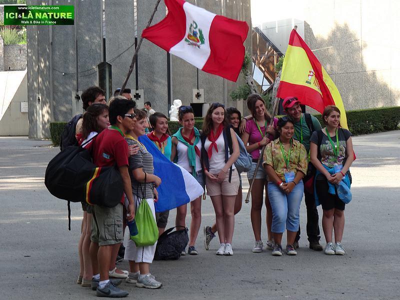 39-lourdes international youth pilgrimage