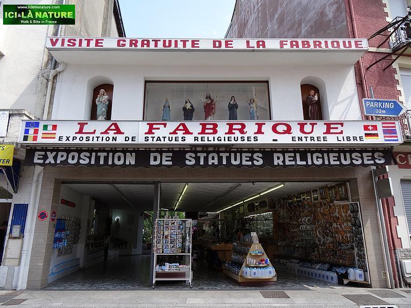 58-lourdes exhibition religious statues