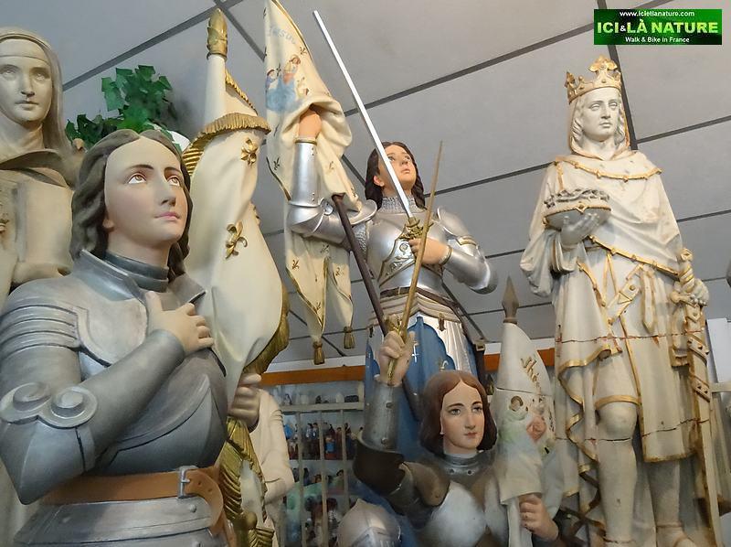61-lourdes statue joan of arc