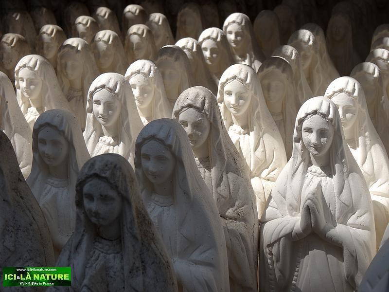 63-lourdes factory religious statues