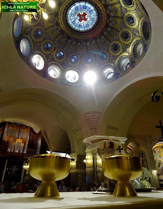 64-lourdes dome basilica