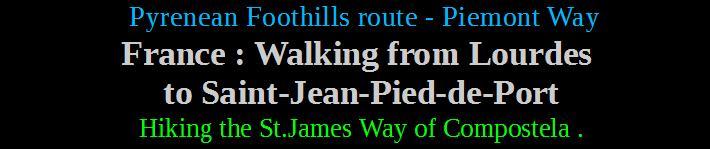 hiking piemont way
