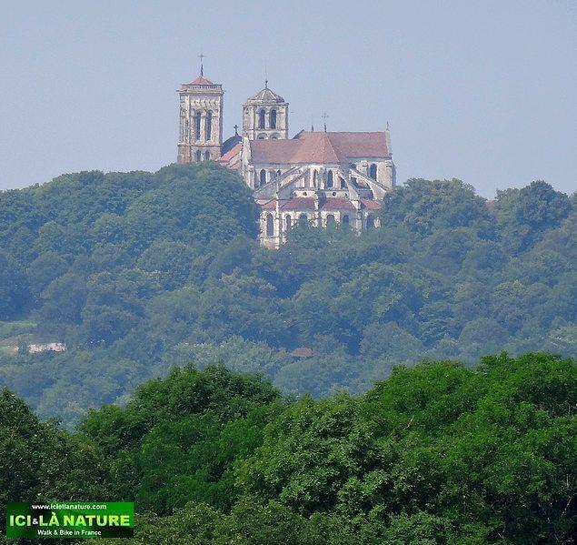 50-jakobsweb vezelay basilica