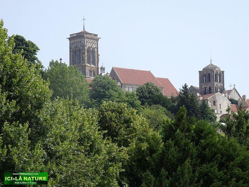 56-jakobsweg vezelay basilica