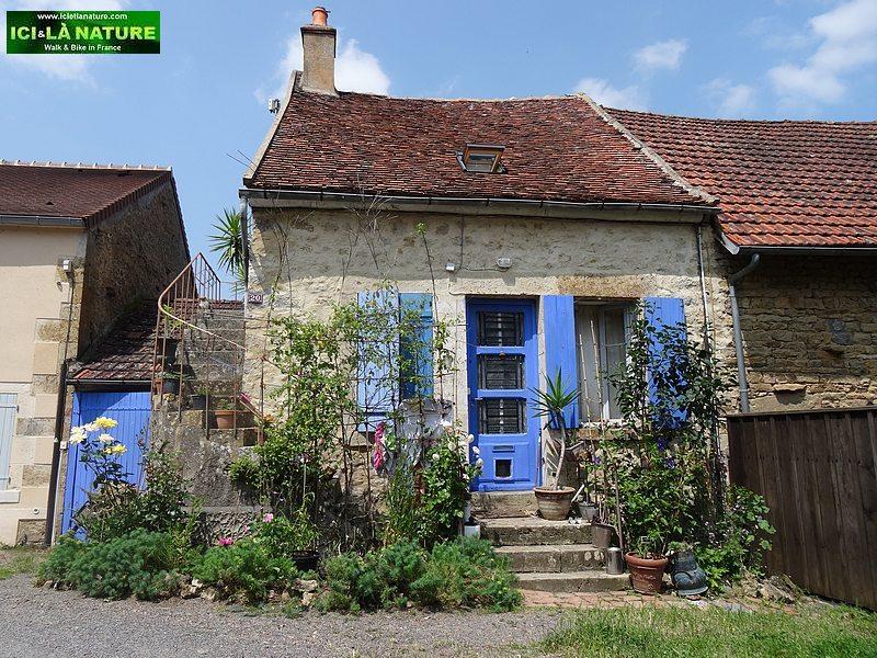 68-burgundy house
