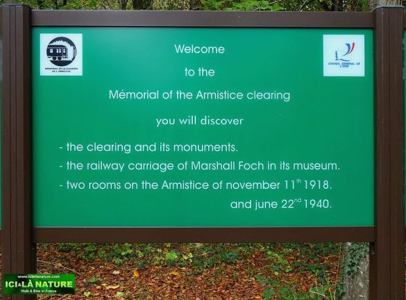12-memorial of the armistice clearing compiegne forest