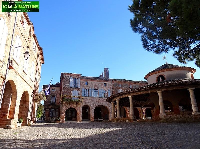 04-Way Saint James camino frances Cahors Lectoure auvillar