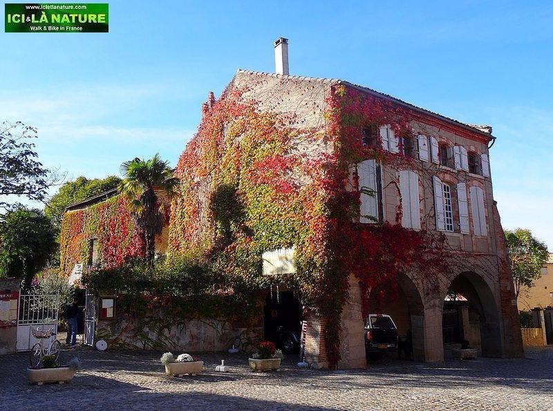 05-Way Saint James camino frances Cahors Lectoure auvillar