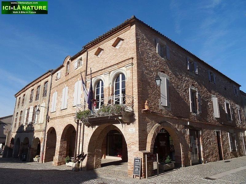07-Way Saint James camino frances Cahors Lectoure auvillar