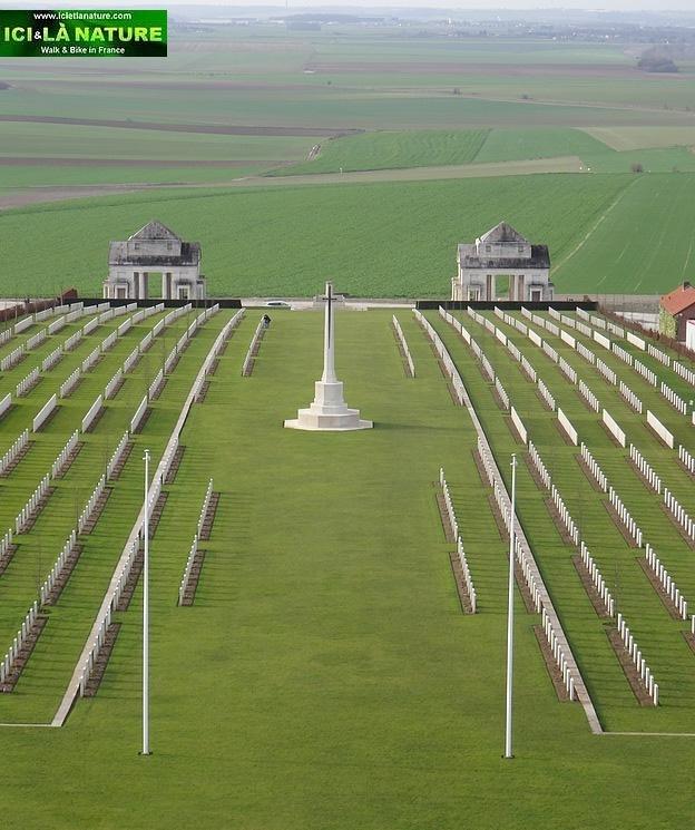 British War Memorials in France War Memorial France
