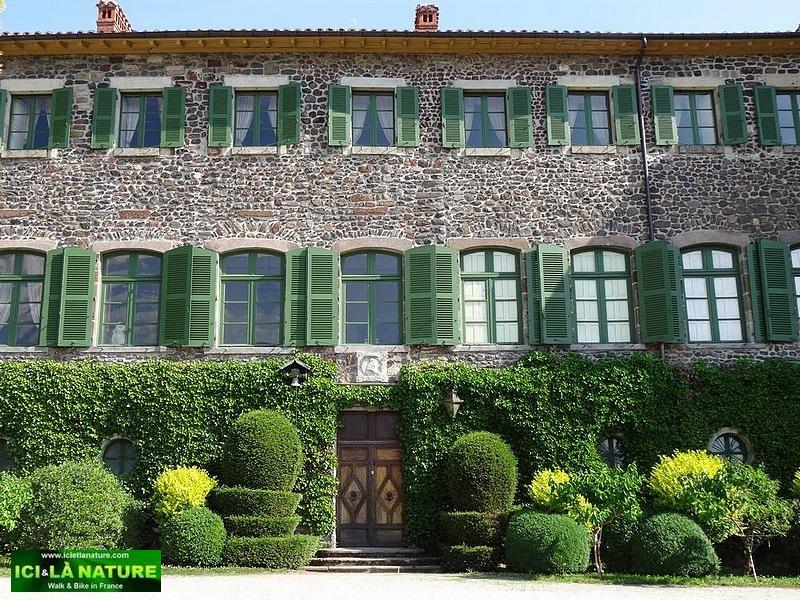 14-lafayette castle in france chavaniac